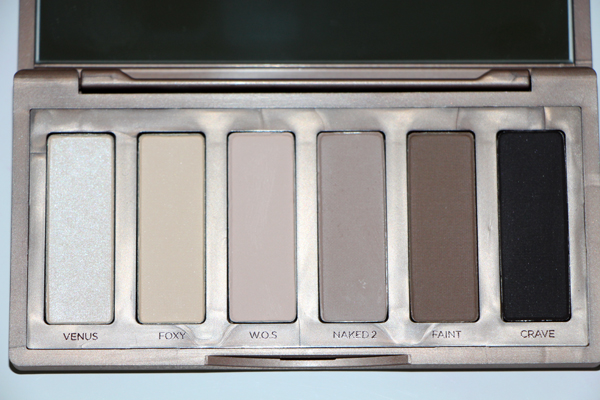 Review Paleta Naked Basics