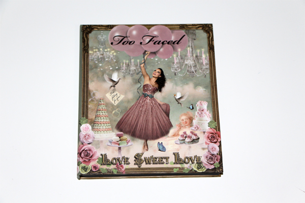 Paleta Too faced sweet love