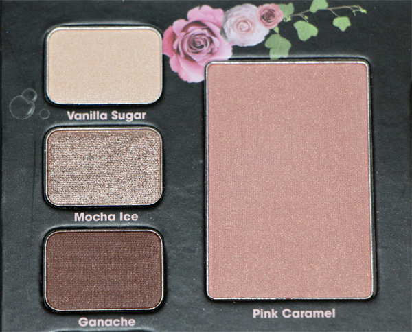 Sombras Too Faced