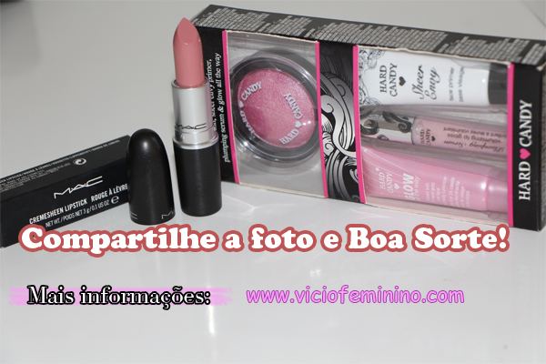Sorteio no facebook