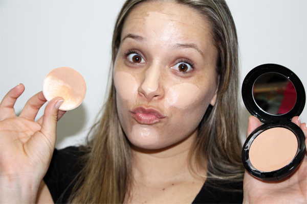 Testando o BB Cream da MAC